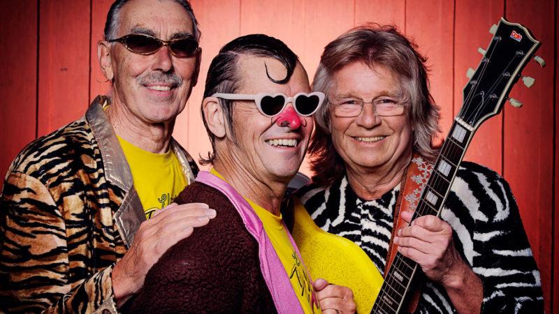 Electric Banana Band inviger ny lekplats