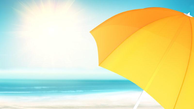 Sommar och sol – då vill vi vara ute!