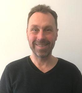 Patrik Forsberg, byggprojektledare