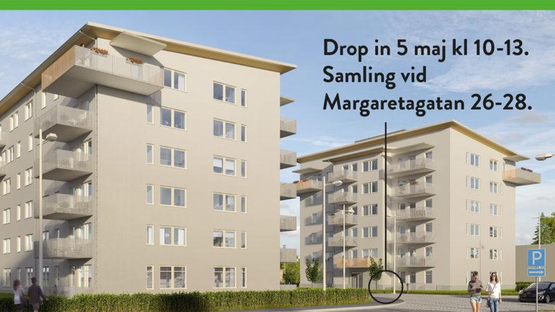 Välkommen att tjuvtitta på lägenheterna på Vikingavallen!